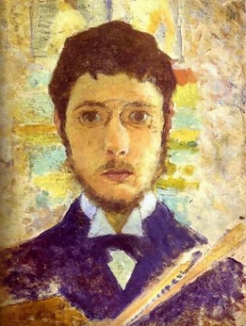 Pierre Bonnard Self Portrait