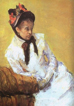 Mary Cassatt Self Portrait