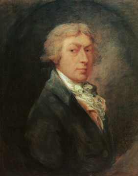 Thomas Gainsborough, Self Portrait 1787
