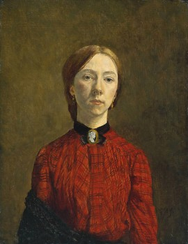 Gwen John, Self Portrait